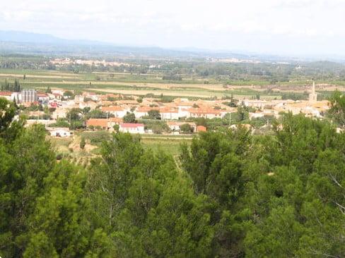 Projet du village de Névian