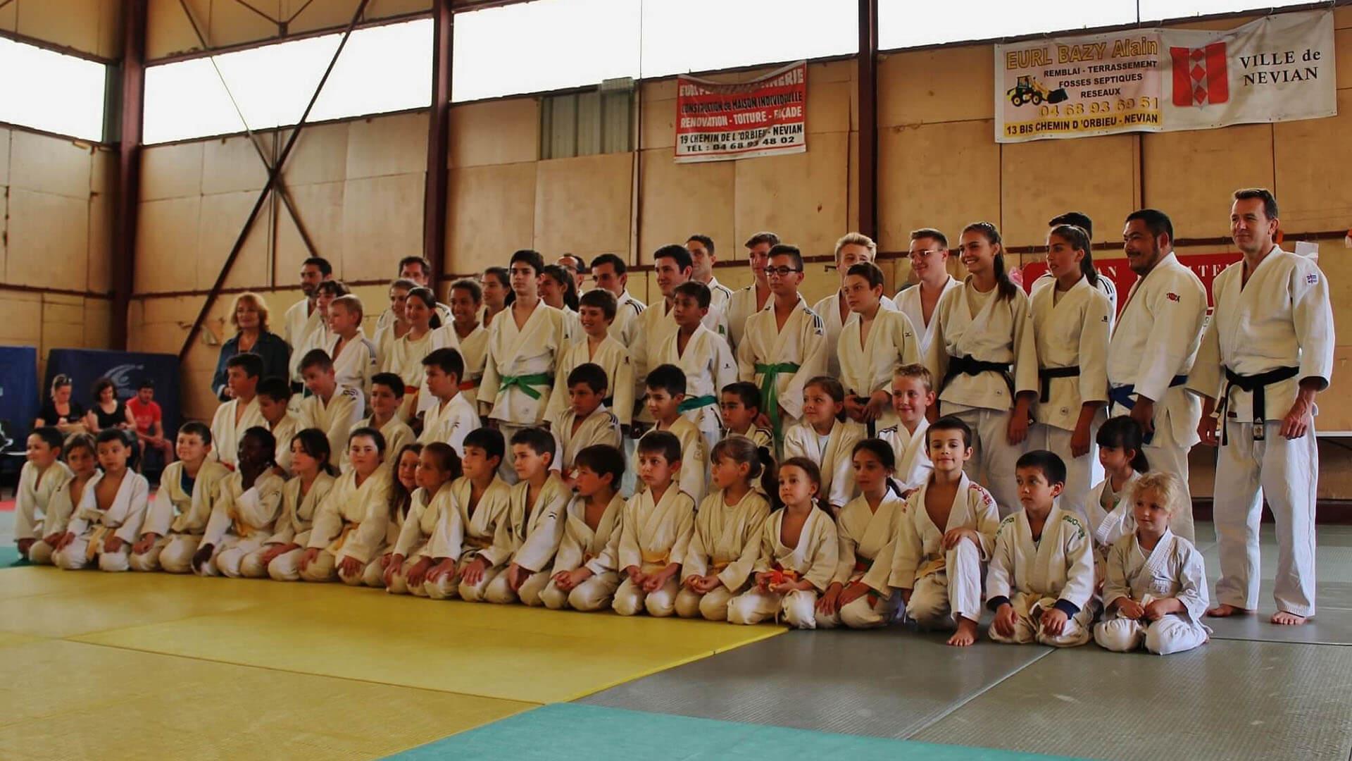 Judo Club Névianais