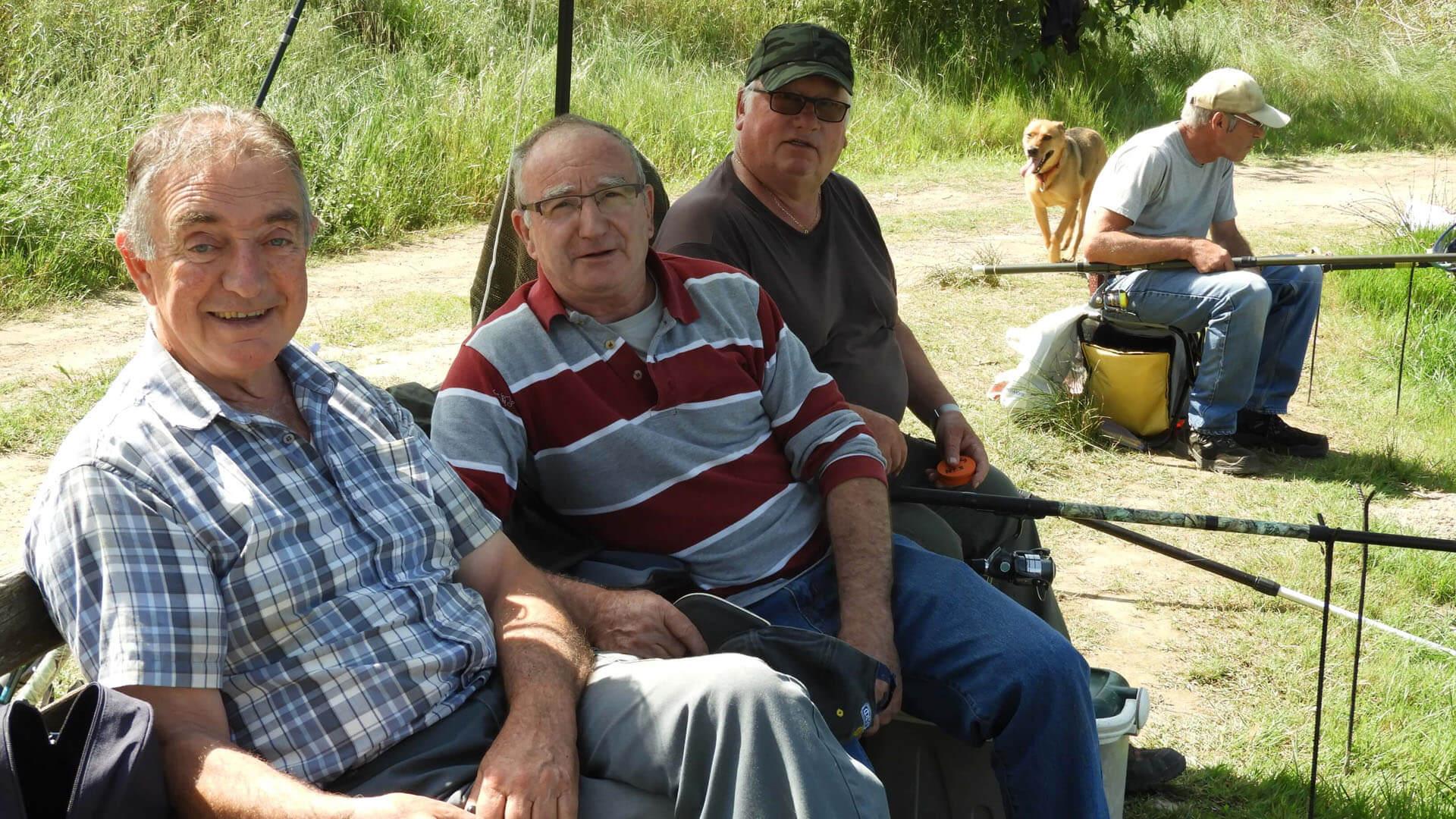 Société des Pêcheurs à la ligne