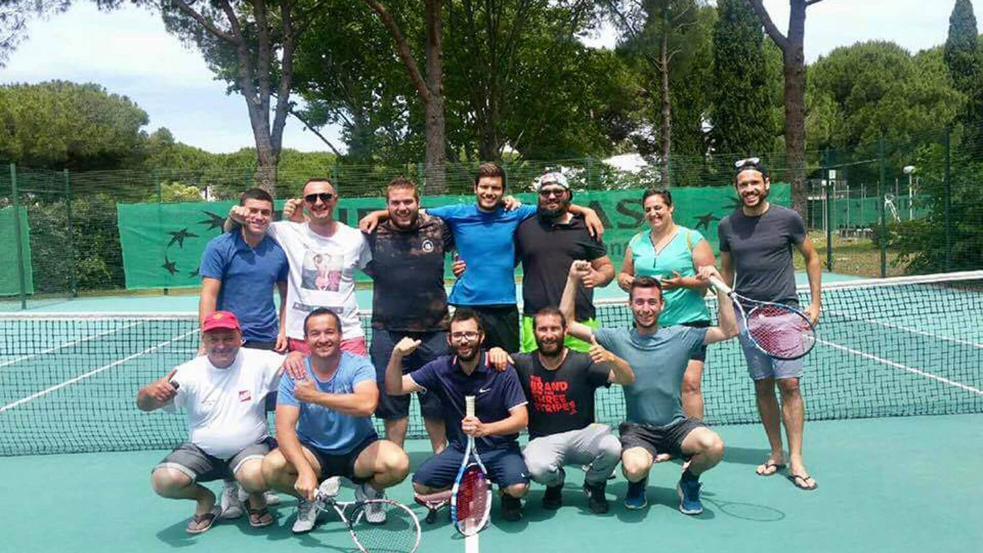 Tennis Club Névianais