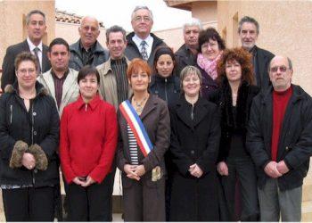Conseil Municipal de Névian