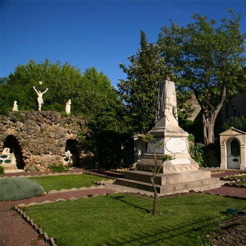 Cérémonie Laparre + Monument aux Morts